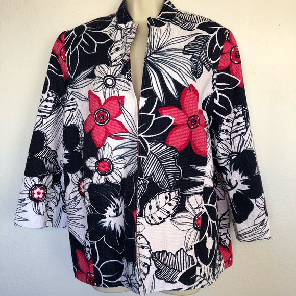 Women's Clothing Alfred Dunner Women's Jacket Size 16 Coats, Jackets & Vests